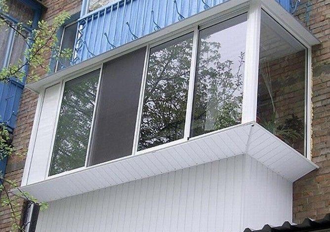 Ремонтируем балкон своими силами