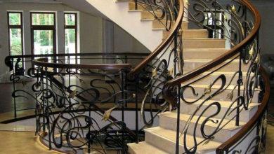 Photo of Ограждение лестницы